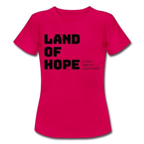 Land of Hope - Women's T-Shirt