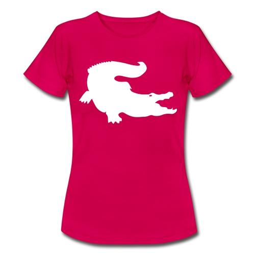 Metal Gear Online - Crocodile Rank - Maglietta da donna
