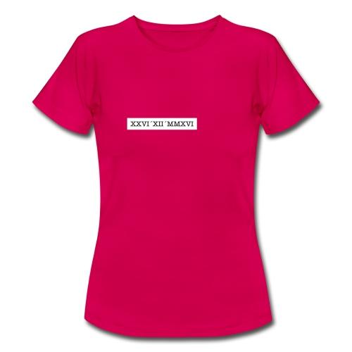 Bildschirmfoto_2016-12-26_um_01-26-00 - Frauen T-Shirt