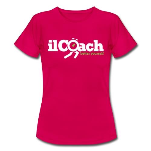 ilCoach betteryourself - Maglietta da donna