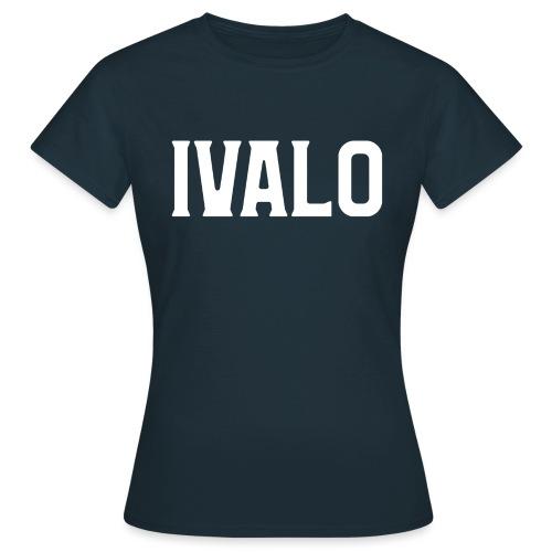 Ivalo - Naisten t-paita