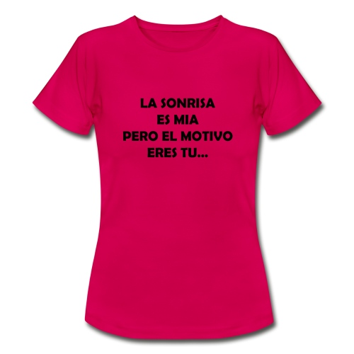 Mi Motivo - Camiseta mujer