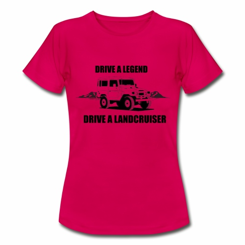 LANDCRUISER - Frauen T-Shirt