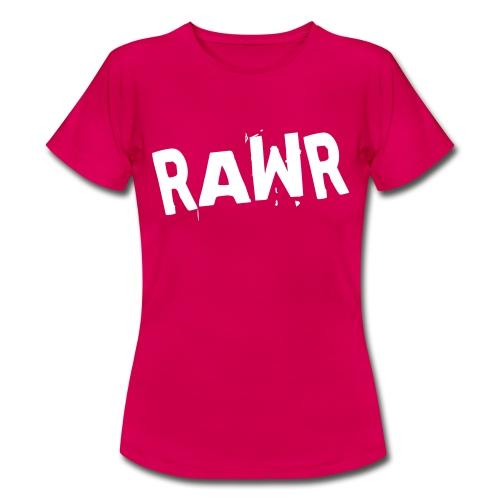 Rawr - Frauen T-Shirt