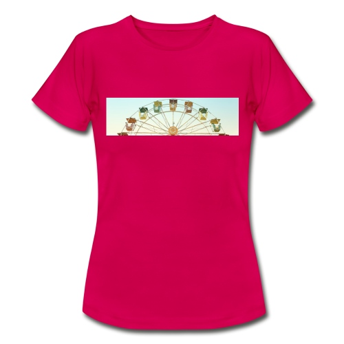header_image_cream - Women's T-Shirt