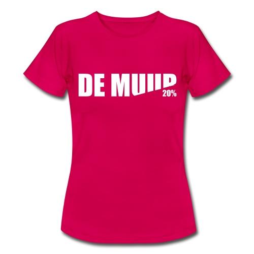 de muur van geraardsbergen - Vrouwen T-shirt