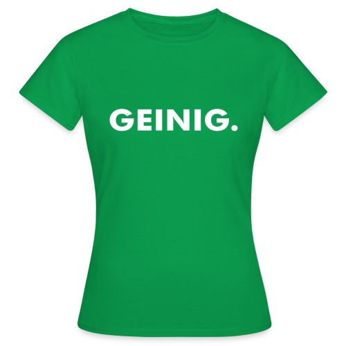 GEINIG. - Vrouwen T-shirt