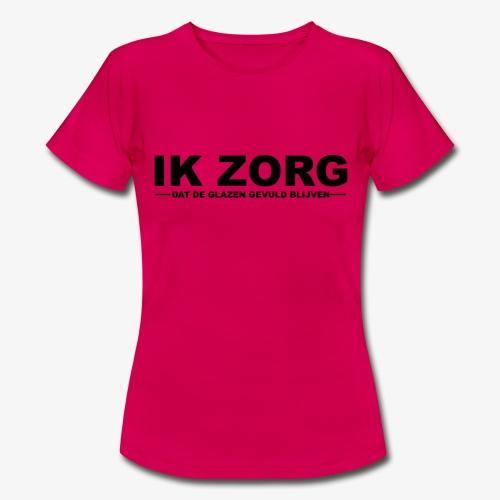 IK ZORG - Vrouwen T-shirt