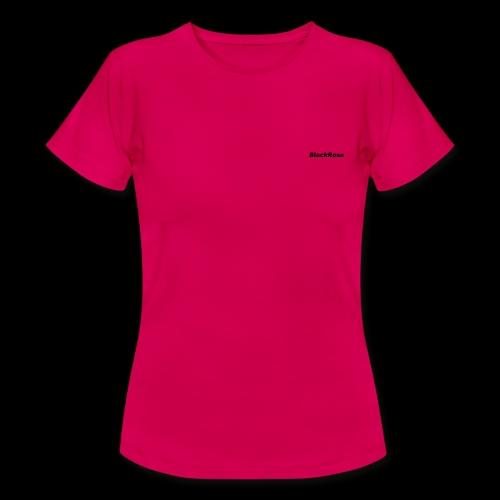 BlackRose - Camiseta mujer