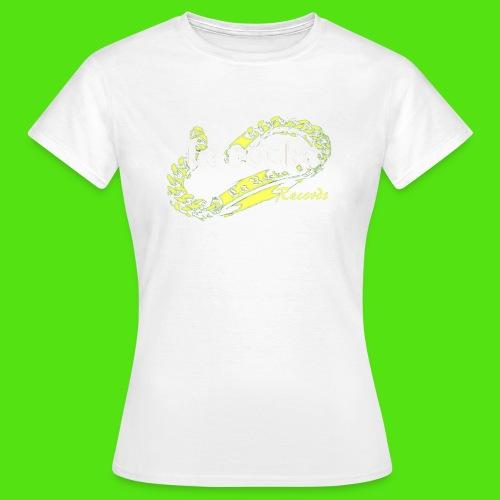 La Rocka - red'n'yellow - Women's T-Shirt
