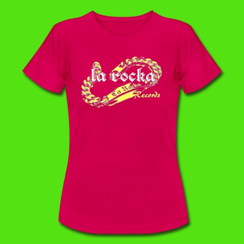 La Rocka - red'n'yellow - Women's T-Shirt