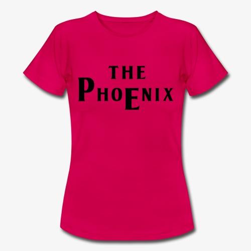 The Phoenix - T-shirt Femme