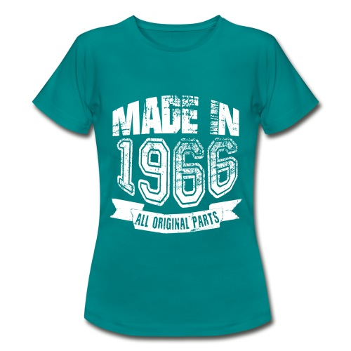Made in 1966 - Camiseta mujer