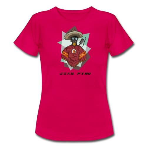 Jaun Pyro 4000x4000 - Women's T-Shirt