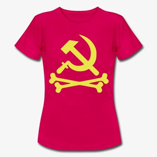 Hammer, Sejl & Knogler - Dame-T-shirt