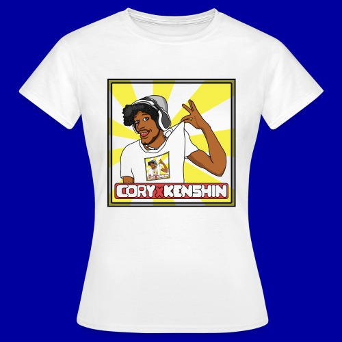 TOO CLEAN DOE - Women's T-Shirt