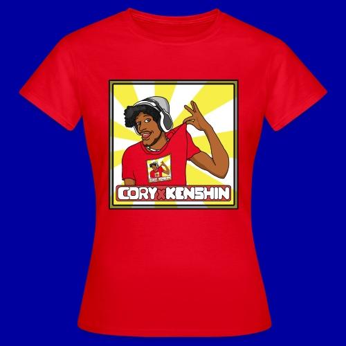 TOO CLEAN DOE - Women's T-Shirt
