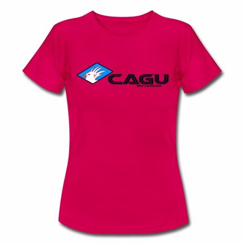 Cagu New Caledonia - T-shirt Femme