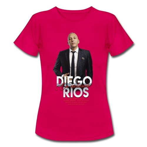 Diego Rios Madrid - Camiseta mujer