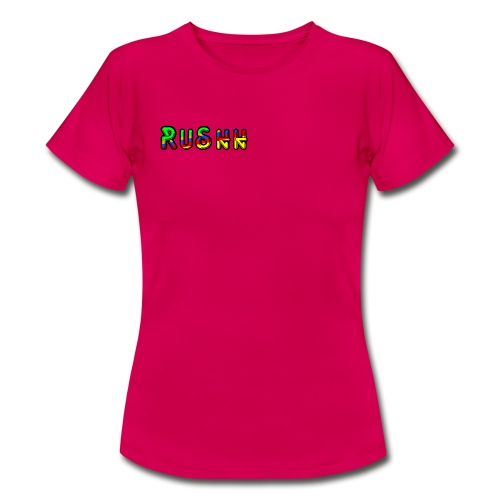 rushhlogoo - Women's T-Shirt