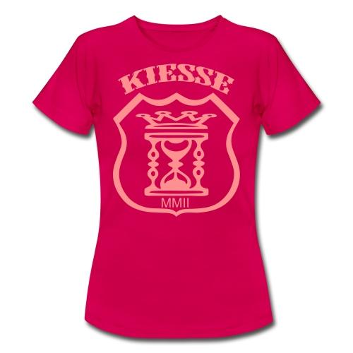 nez logo kiesse officiql - T-shirt Femme