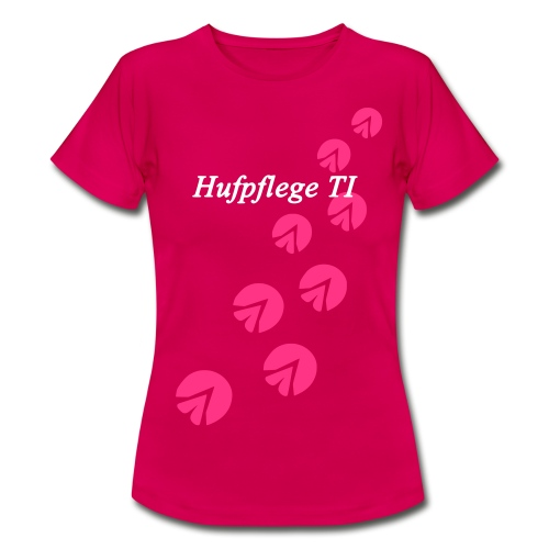 TI_Logo3 - Frauen T-Shirt