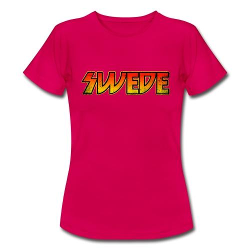 swede - T-shirt dam