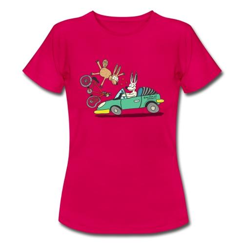 Amor a primera CLONK - Camiseta mujer