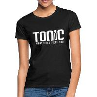 Tonic Logo - Women's T-Shirt - black