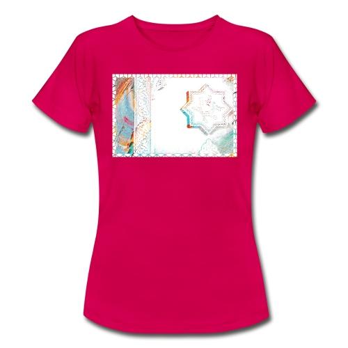 The Geometry Of The Shape - Women's T-Shirt