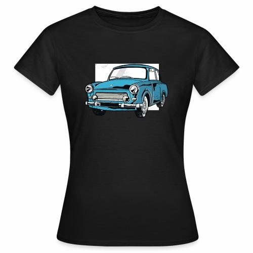 Trabant 601 (light blue) - Women's T-Shirt