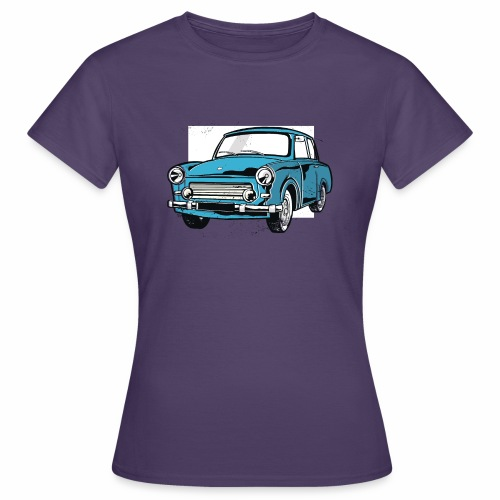 Trabant 601 (light blue) - Women's T-Shirt