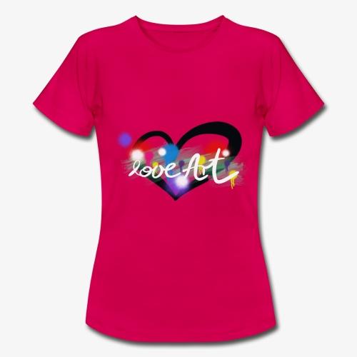 Love Art - Frauen T-Shirt