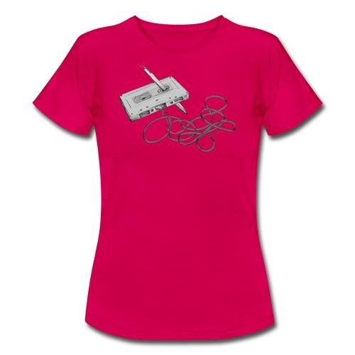 La cassette et son allié - T-shirt Femme