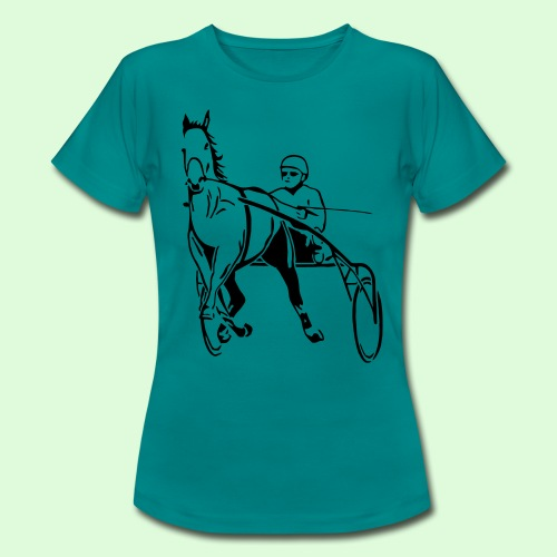 Le Trotteur - T-shirt Femme