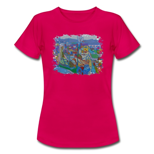 Luxemburg - Frauen T-Shirt
