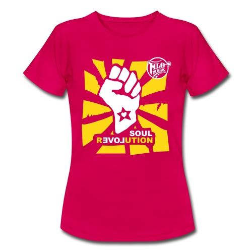 MLO Soul Revolution Medium - Frauen T-Shirt