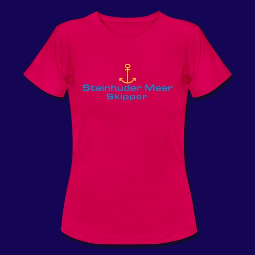 Steinhuder Meer-Skipper: Für Wassersport-Fans - Frauen T-Shirt