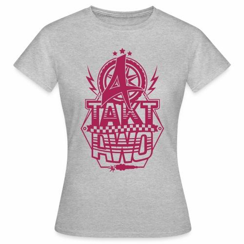 4-Takt-Awo / Viertaktawo - Women's T-Shirt