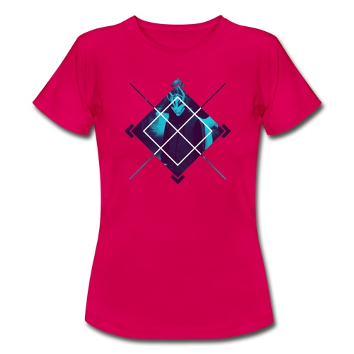Nomad Design Deluxe - T-shirt Femme
