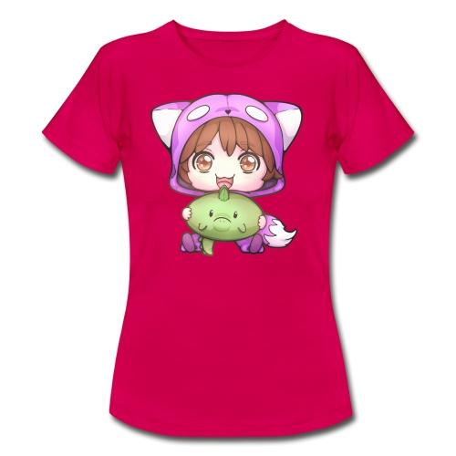 Fufu_MexiPommelAww_v2 - K - Frauen T-Shirt