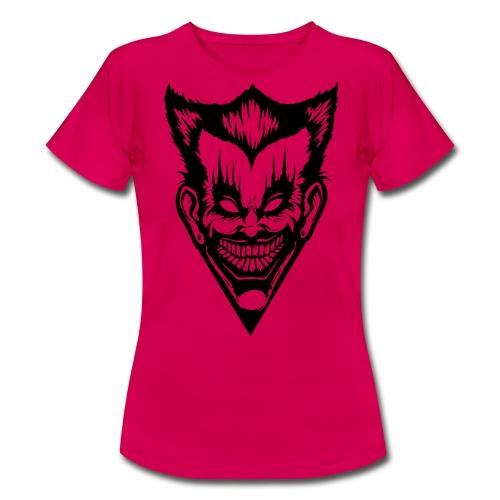 Horror Face - Frauen T-Shirt
