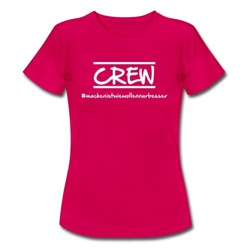 Crew - Frauen T-Shirt