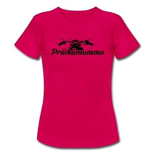 Prätkämummo - Naisten t-paita