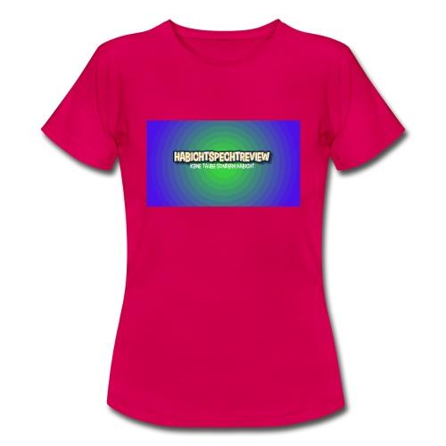 Habichtspechtreview Merch - Frauen T-Shirt