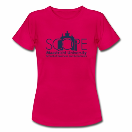 SCOPE Logo Blue - Women's T-Shirt