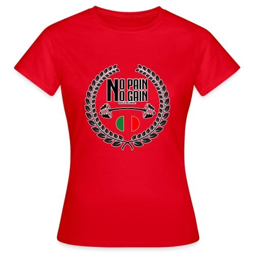 Logo circolare - Maglietta da donna