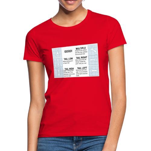 Papertune - T-shirt dam