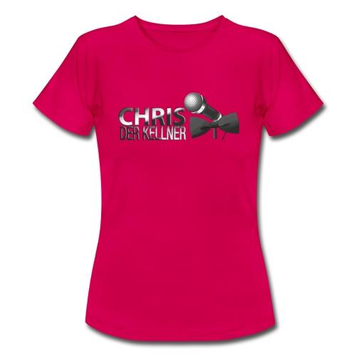 Chris der Kellner - Frauen T-Shirt