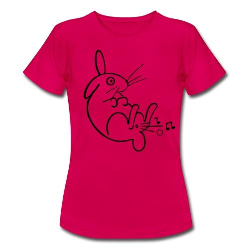 hasenpups - Frauen T-Shirt